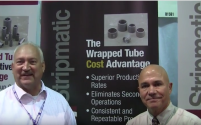 FABTECH 2014 Interview with Stripmatic Products Inc.